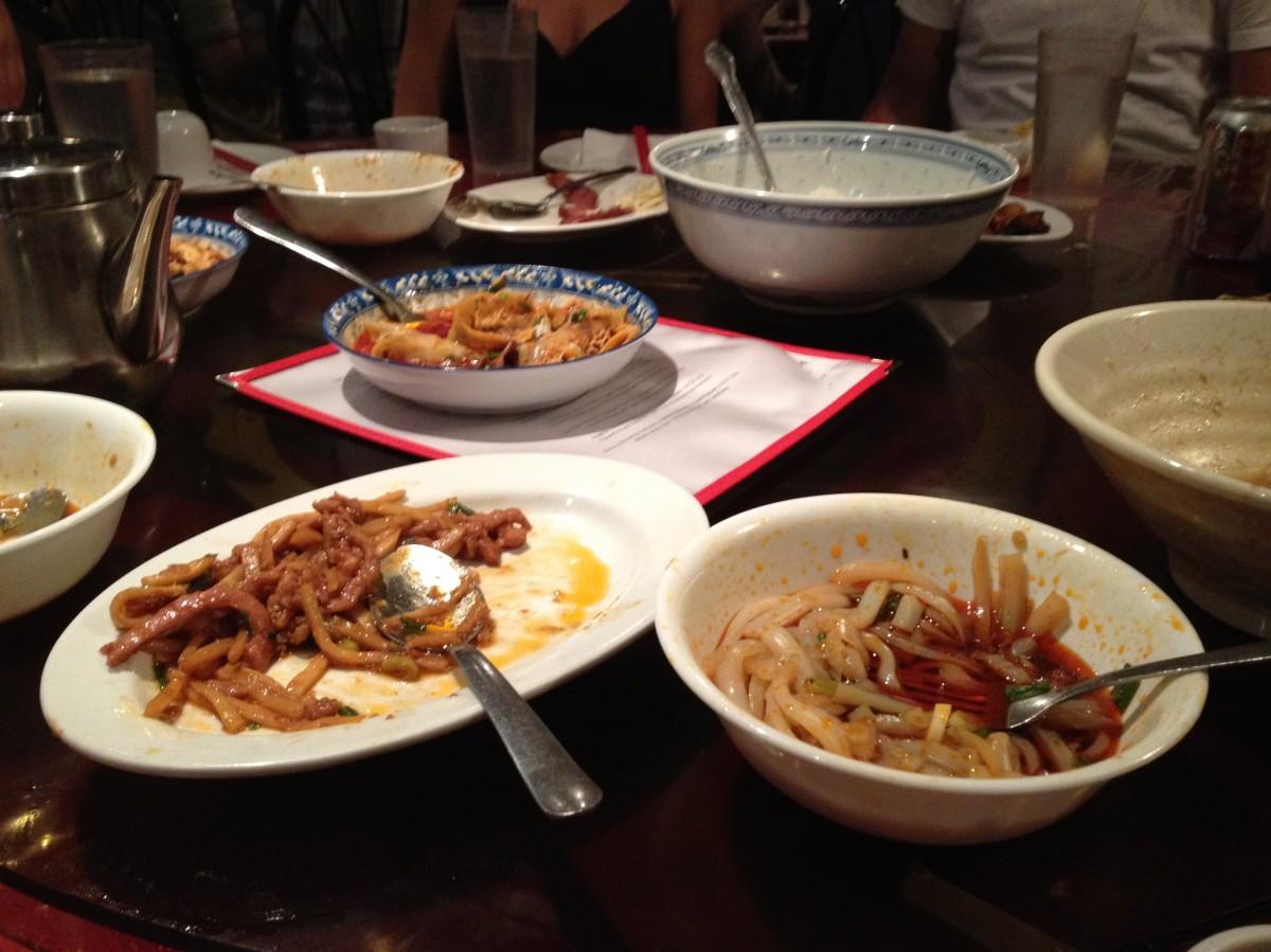 Han Dynasty, 20-Course Tasting