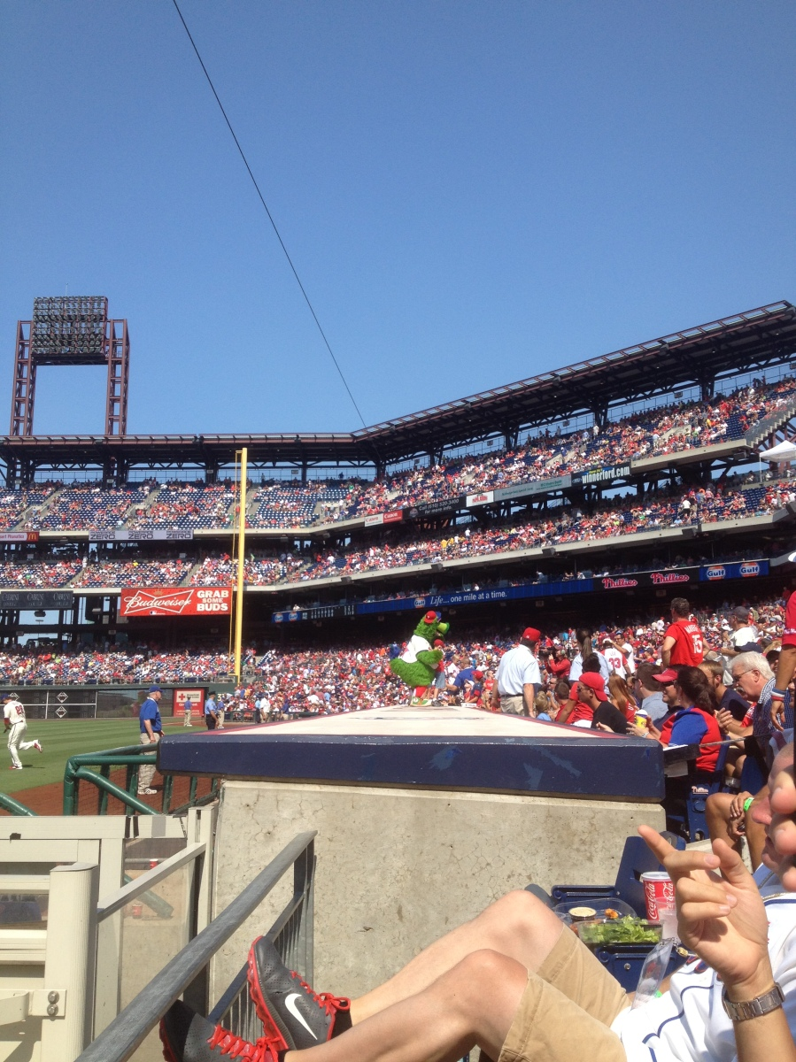 Philadelphia Phillies Diamond Club Experience