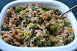 Allie's Meatless Monday Quinoa
