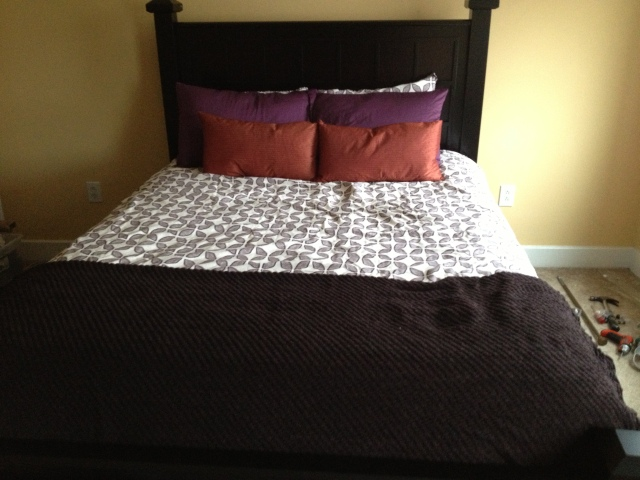... and new Bedset!! AHH!