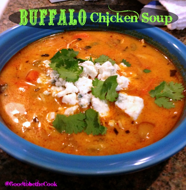 Buff Chick Soup
