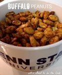 Buffalo Spiced Peanuts