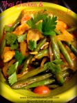 Thai Chicken & Green Bean Saute