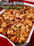 Challah Bread Stuffing