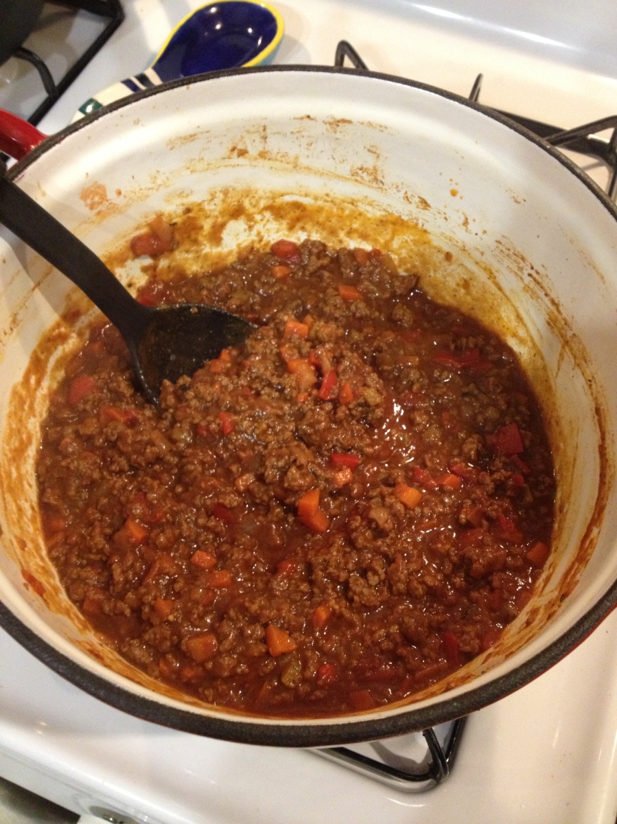 Sweet Baby Ray's Sloppy Joes