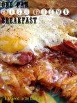One-Pan Hashbrown Breakfast