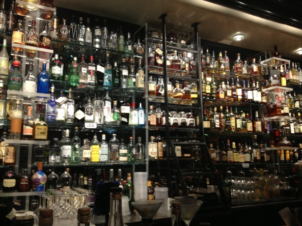 This is only about 1/3 of the bar!  OMG.