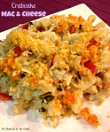 Crabcake Mac & Cheese